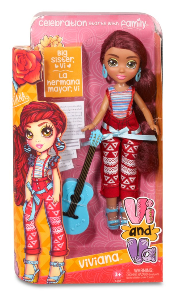 534624EM Vi and Va Doll Viviana FW PKG F