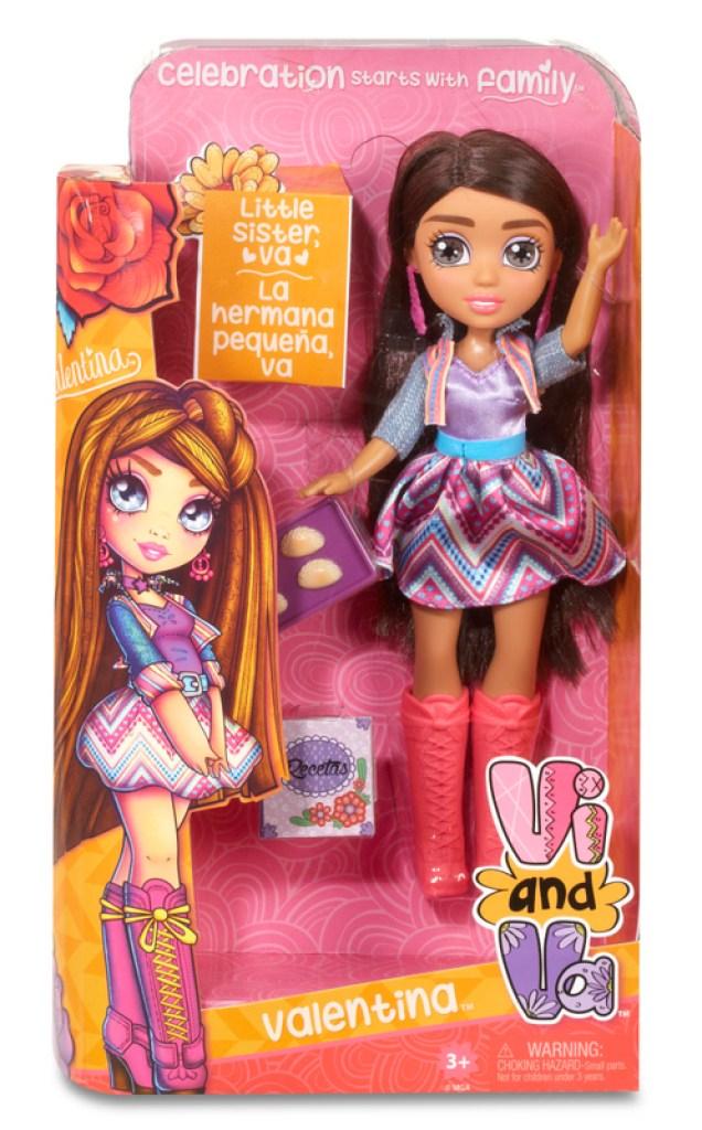534631EM Vi and Va Doll Valentina FW PKG F