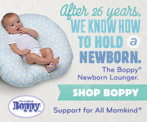 Boppy Newborn Lounger Review  Madame Deals