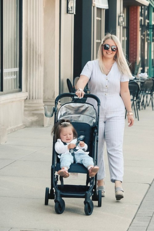 The UPPAbaby MINU stroller - Motherhood Charm