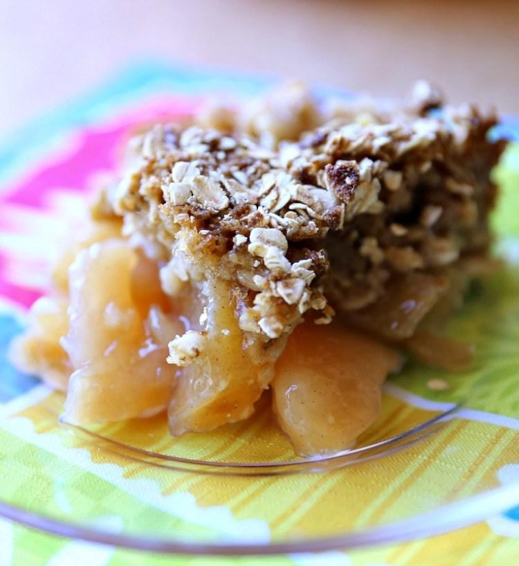 easy apple crisp recipes