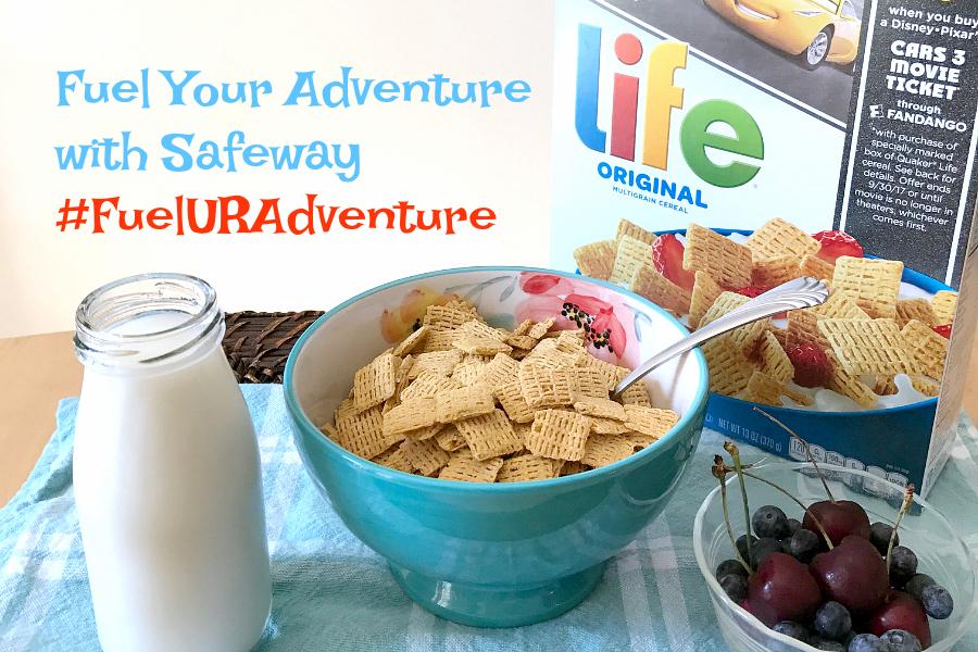 Fuel Your Adventure with Safeway this Summer #FuelURAdventure
