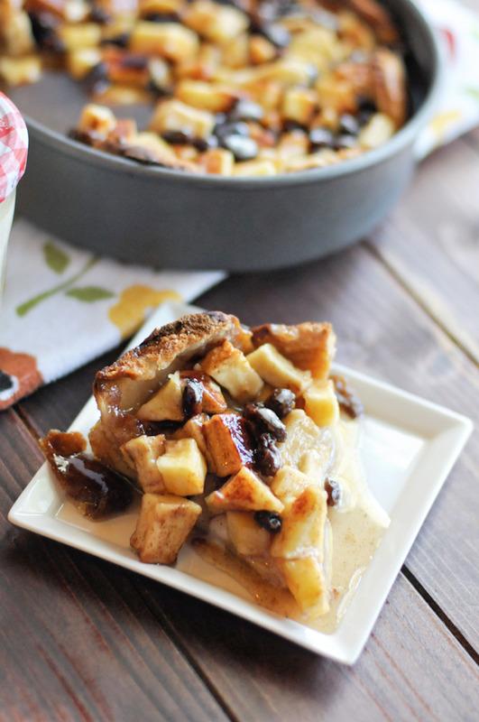 Hawaiian Roll Crust Apple Pie with Bourbon Raisin Glaze by HeathersDish.com #KHHolidayRollCall