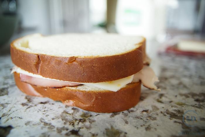 Copycat Monte Cristo Sandwich