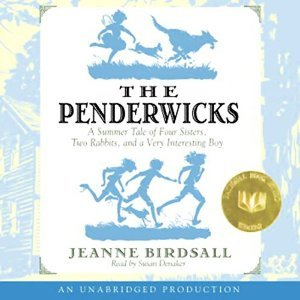 The Penderwicks + 9 More of The Best Audiobooks for Kids - to Make Summer Learning Easy Peasy and Fun - at B-Inspired Mama