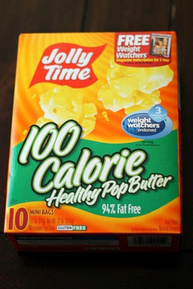 100 calorie Healthy Pop