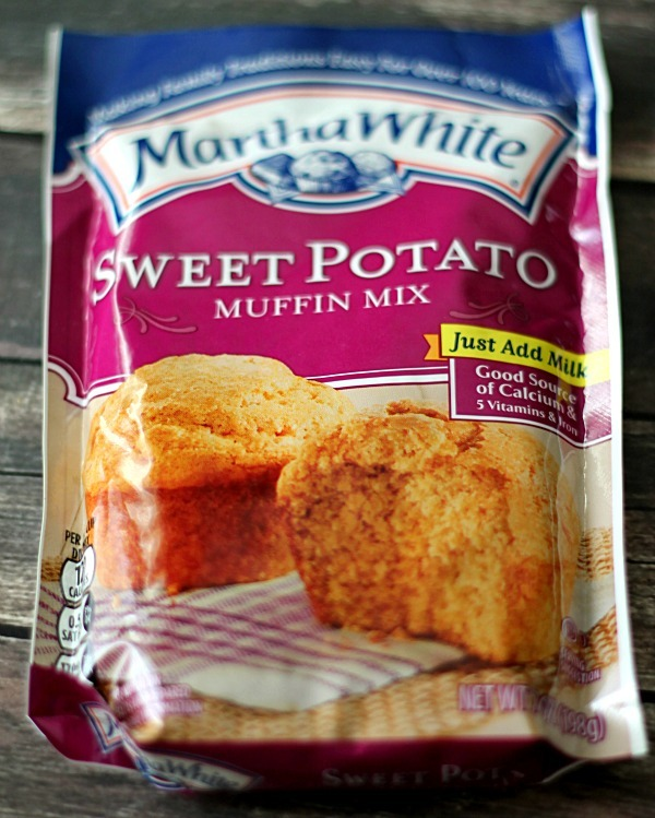 Martha White Sweet Potato