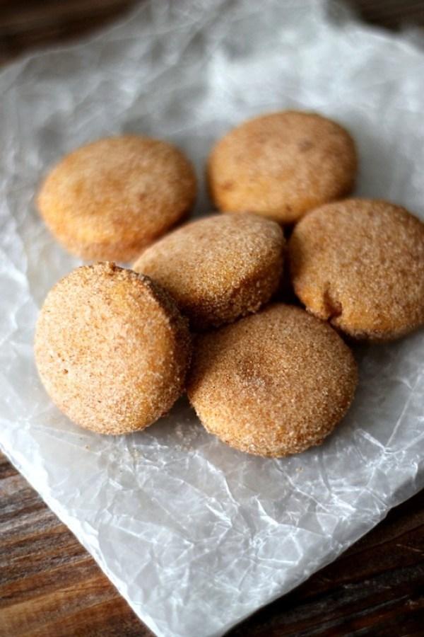 Cinnamon Sugar Sweet Potato Muffins