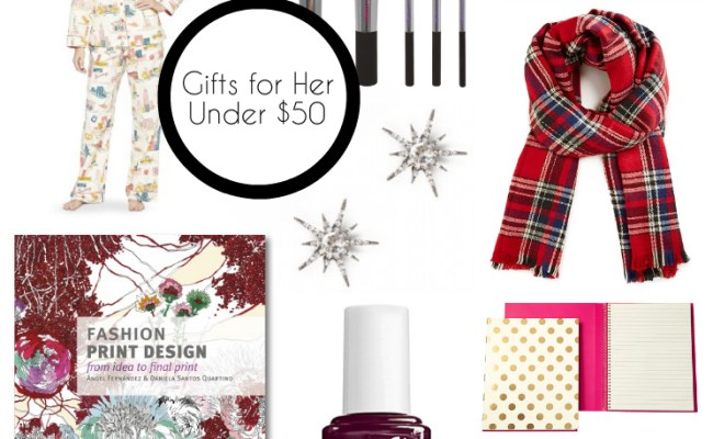 Gifts For Her Under 50 Tfdiaries By Megan Zietz