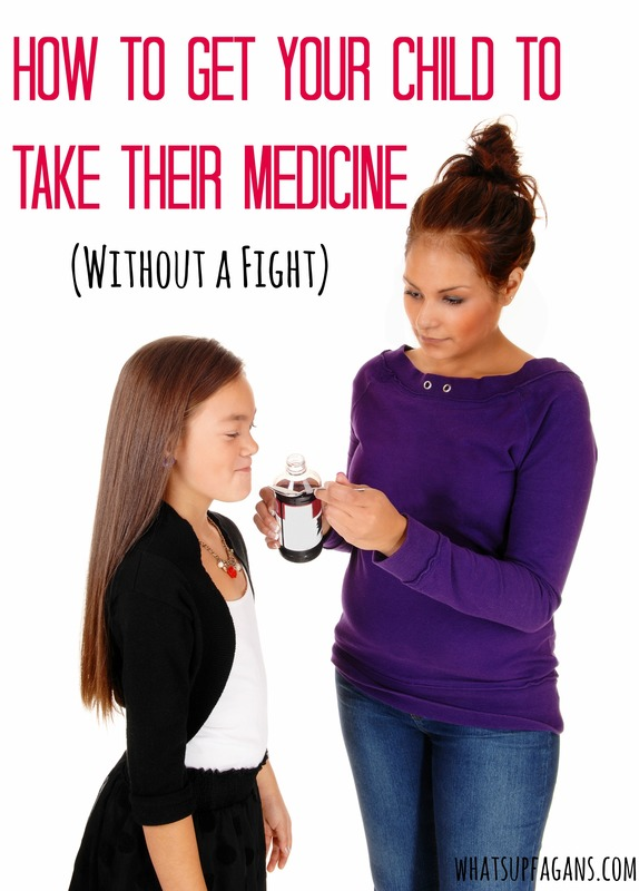 Tips for getting a child to take medicine, especially if they don't like doing so. Great parenting tips! #DrCocoaReliefWithASmile