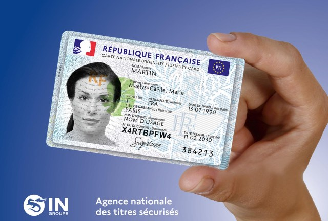 France Begins Issuing a new Digital ID Card - Keesing Platform
