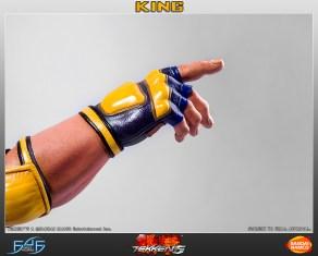 First4Figures Tekken 5 King Statue 7