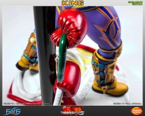 First4Figures Tekken 5 King Statue Exclusive Version 4