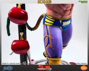 First4Figures Tekken 5 King Statue Exclusive Version 6