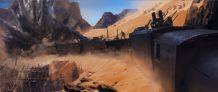 Battlefield 1 Arabia Concept Art 6
