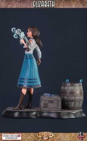 Gaming Heads Bioshock Infinite Elizabeth Statue 3
