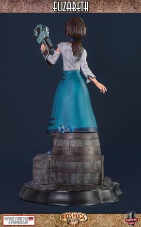 Gaming Heads Bioshock Infinite Elizabeth Statue 4