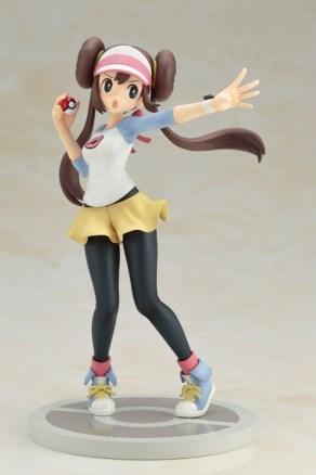 Kotobukiya ARTFX J Series Pokemon Black And White 2 Rosa With Snivy Figure 4