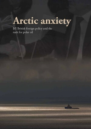 Arctic Anxiety cover