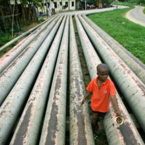 Legal Oil, Ethical Oil and Profiteering in the Niger Delta and the Canadian North