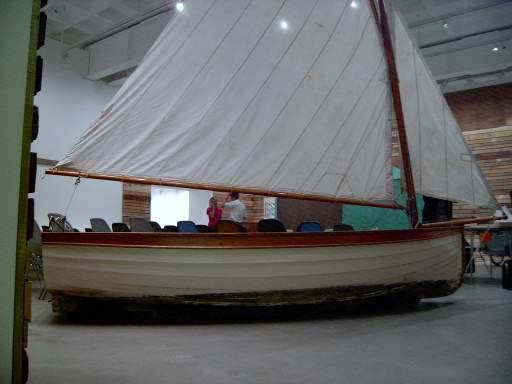 The Hubub Begins Windrush Boat Image