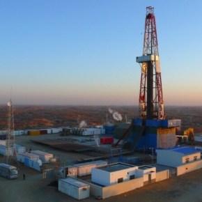Shell frack Egypt, threatening scarce water resources; Egyptians demand moratorium