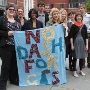 No Dash For Gas wisely avoid dialogue with EDF and Will Hutton