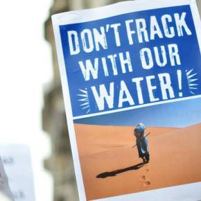 Shale Gas Exploitation in Algeria: Interview with an Algerian Journalist and Anti-Fracking Campaigner