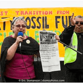 Richmond, California - winning against big oil