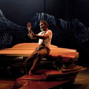 Namatjira in London: art and cultural survival