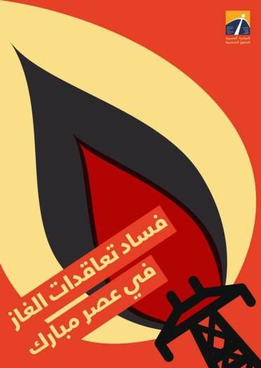 فساد تعاقدات الغاز في عصر مبارك