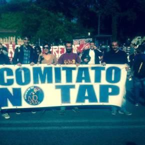 No Tap protest