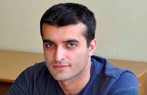 Rasul Jafarov - human rights defender, Baku, Azerbaijan