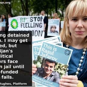 #FreeEmma and the Azerbaijan Prisoners