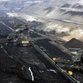UK local council pensions lose £683 million with coal crash