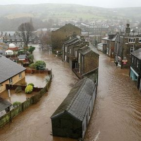Possession - the Boxing Day Floods and the recommoning of the rivers