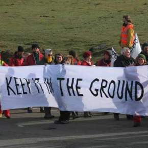 Ffos-y-Fran and Nant Llseg - the struggle to #keepitintheground