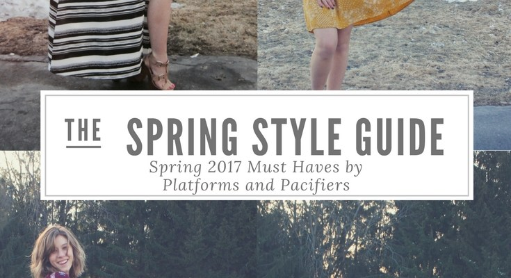 Spring Style Round Up