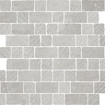 Limestone Grey Spaccatella Mosaic