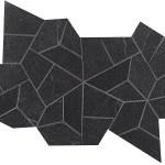 Blok Dark Fly Mosaico