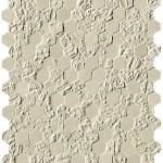 Bloom Beige Print Esagono Mosaico