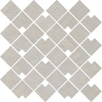 Raw Pearl Mosaico Block WALL