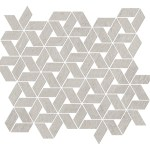 Raw Pearl Mosaico Twist WALL