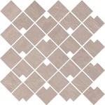 Raw Rose Mosaico Block WALL