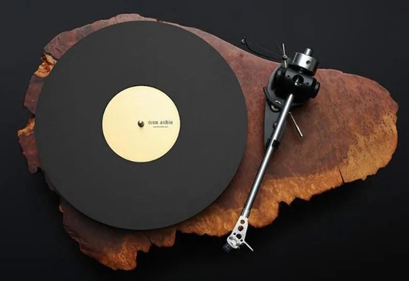 platine vinyle bois les 5 modeles de