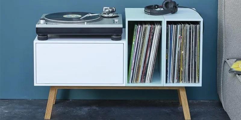 meuble platine vinyle les 8 meilleurs
