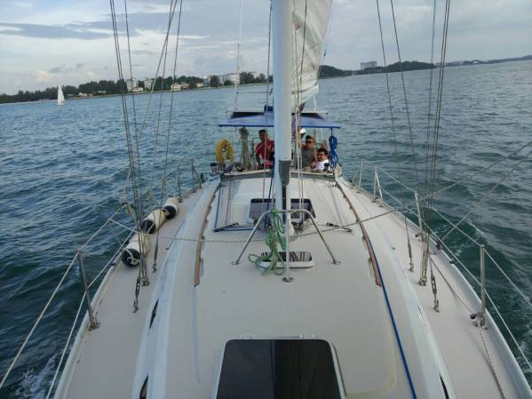 sy franchis yacht in malaysia