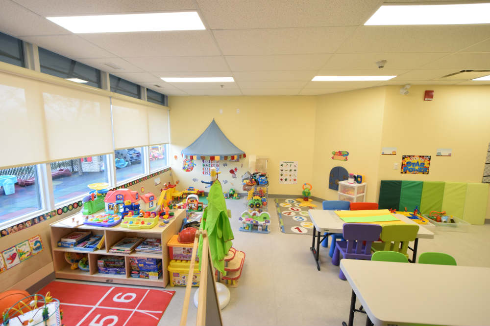 Child Daycare Centre Construction Commercial Tenant Improvement Calgary Alberta Platinum