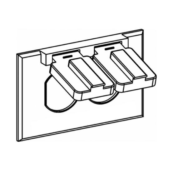 3 Gang Electrical Box Dimensions