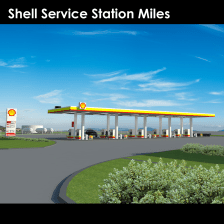 Shell Miles